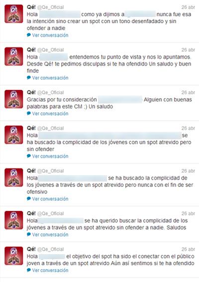 CM Qé en twitter