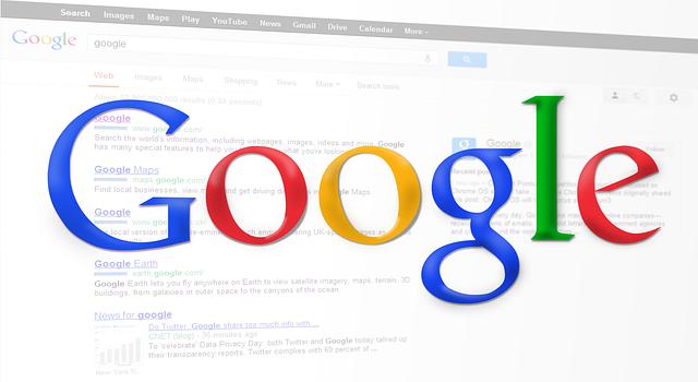 Agua! Agua! Que vienen los de Google!
