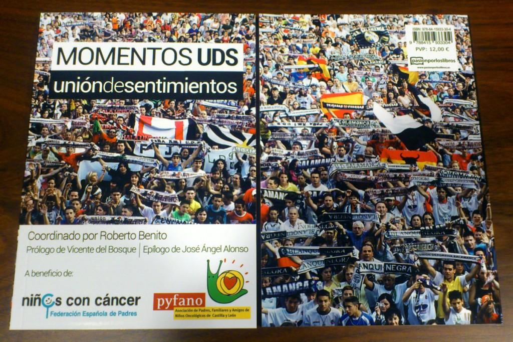 Presentación del libro Momentos UDS