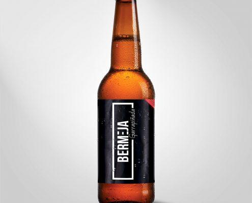 Cervezas Bermeja Garrapiñada