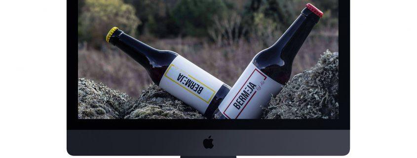 Web Cervezas Bermeja